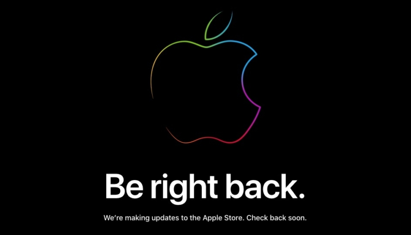 Apple Store Down in Wake of Rumors of New iPads and iMacs