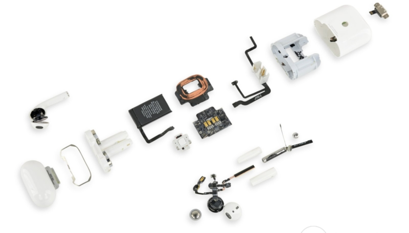 iFixit Teardown of 2nd-Generation AirPods Shows Improved Build Quality