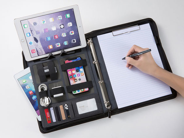 MacTrast Deals: Wireless Charging PadFolio Bundle