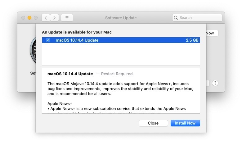 macOS 10.14.4 Users Reporting Issues Signing Into Google Accounts Through Apple Mail App