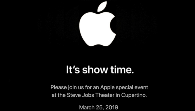 "It's Official, Apple's 'It's Show Time"" Event Set for March 25 at Steve Jobs Theater"