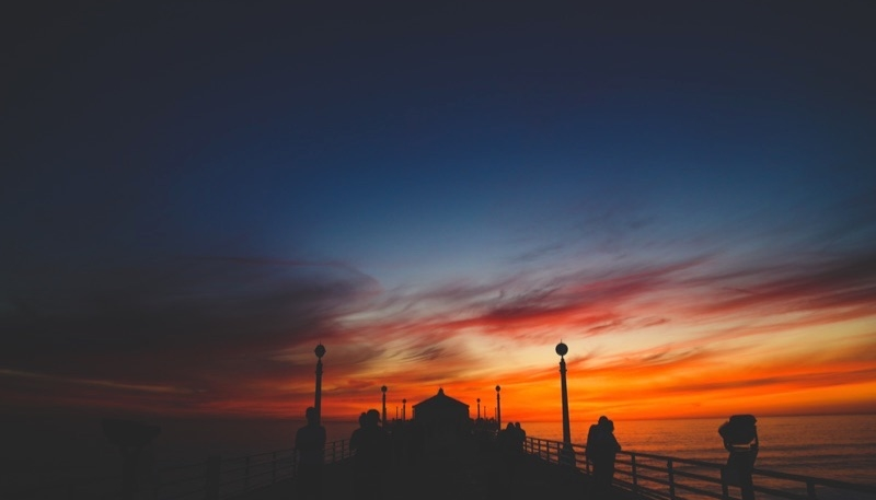 Wallpaper Weekends: The Golden Hour – Sunset iPhone Wallpapers