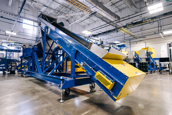 Apple Opens Austin Materials Recovery Lab to Improve its Recycling Efforts