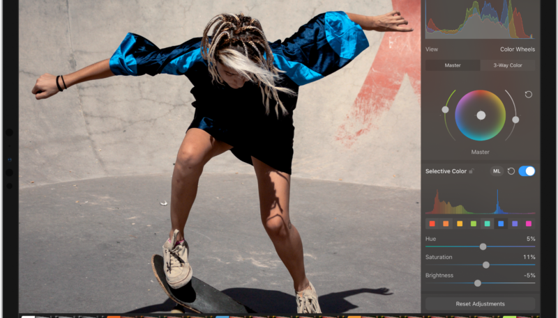 AI-Powered Pixelmator Photo to Arrive in App Store April 9th – Now Available for Pre-Order