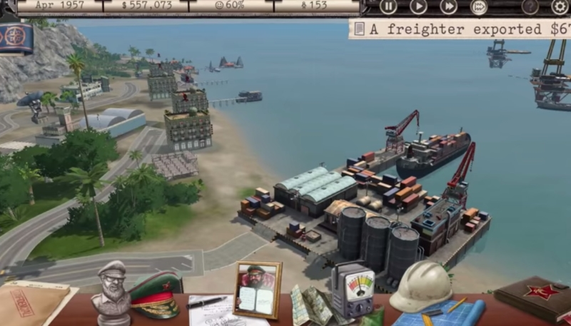 Feral Interactive's Tropico Arrives on iPhone, New Features Available for iPad Version