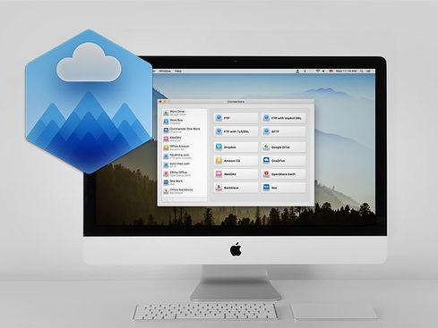MacTrast Deals: CloudMounter For Mac: Lifetime License