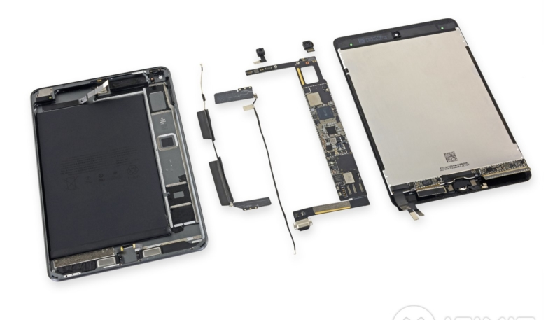 iFixit iPad mini 5 Teardown Reveals A12 Bionic Processor with 3GB RAM, True Tone Sensors, More New Internals