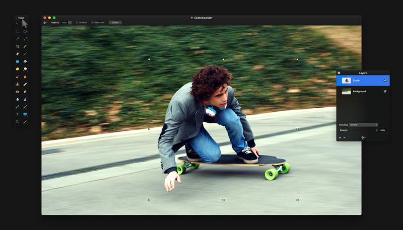 Pixelmator for Mac Update Brings Numerous Improvements, Bug Fixes