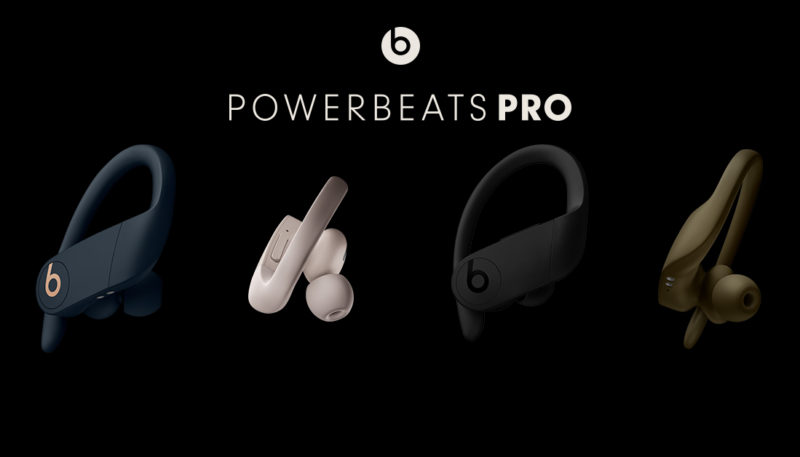 Apple's Beats Brand Announces Powerbeats Pro, Launching in May for $250
