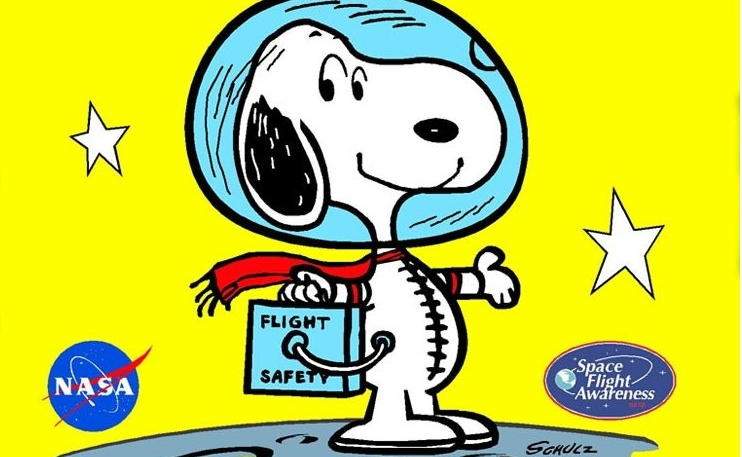 New 'Peanuts' Content – 'Peanuts in Space' Coming to Apple TV in May