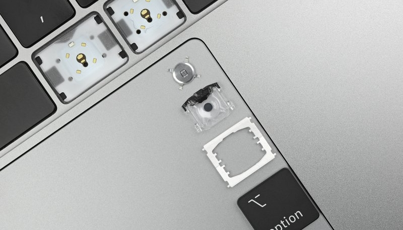 iFixit Tear Down 2019 MacBook Pro, Finds  'Subtle' Changes to Keyboard Membrane Cover and Switches
