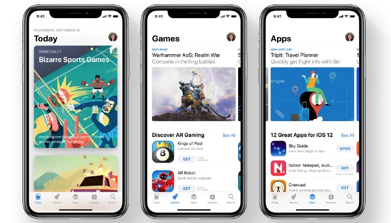 iOS 13 and iPadOS Features: Delete Apps From the Update List
