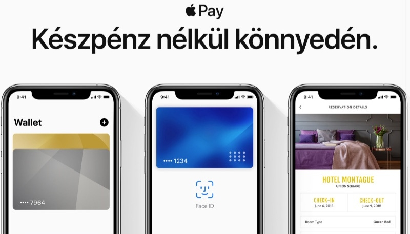 Apple Pay Rolls Out to Users in Hungary and Luxembourg