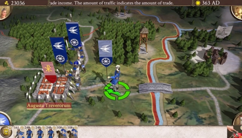 Feral Interactive's 'Rome: Total War – Barbarian Invasion' Now Available on the iPhone