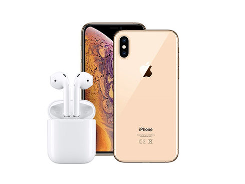 MacTrast Deals: The iPhone XS Max 256GB + AirPods Giveaway