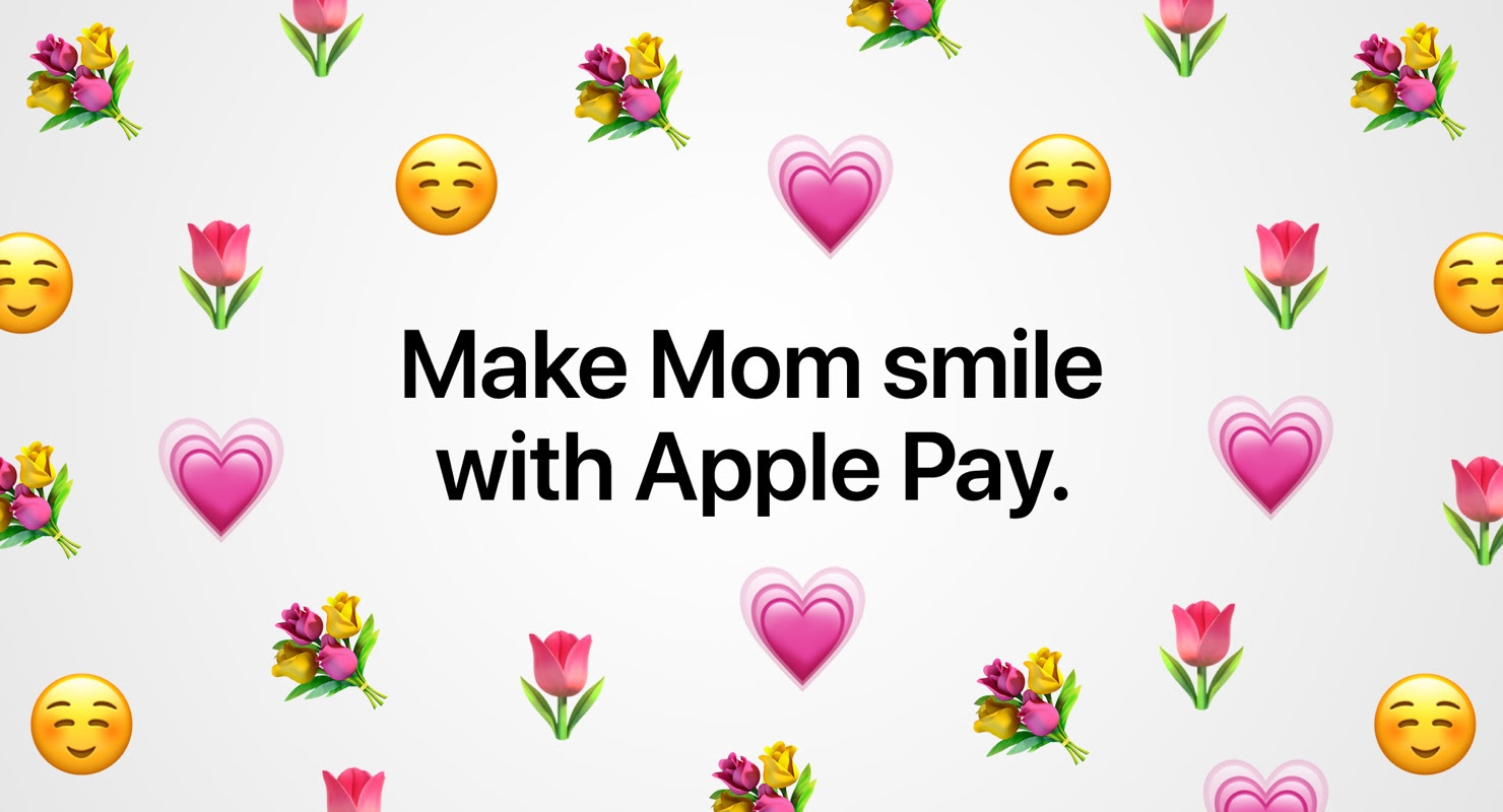 Save 15 When You Pay For Mother S Day Flowers With Apple Pay
