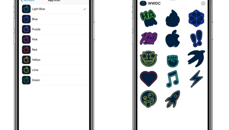 Apple Updates WWDC iOS App to Include New iMessage Stickers