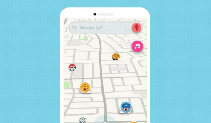 Waze App for iOS Adds Support for Pandora Music Streaming Service