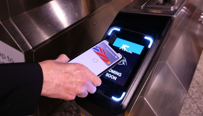 Apple Pay Express Transit Mode Now Working in Some Parts of London Underground