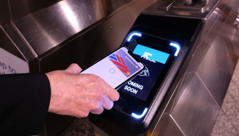 Apple Pay With Express Transit Now Available at NYC's Penn Station