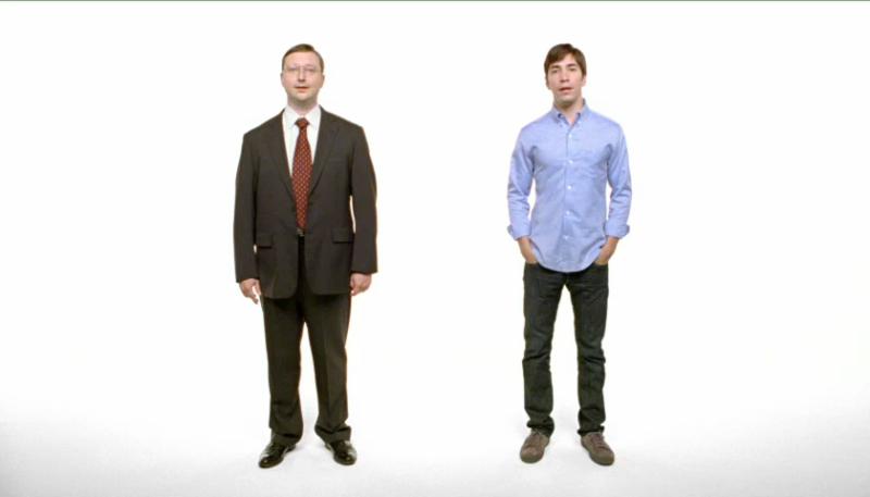 Justin 'Mac' Long Says Some 'Get a Mac' Commercials Weren't