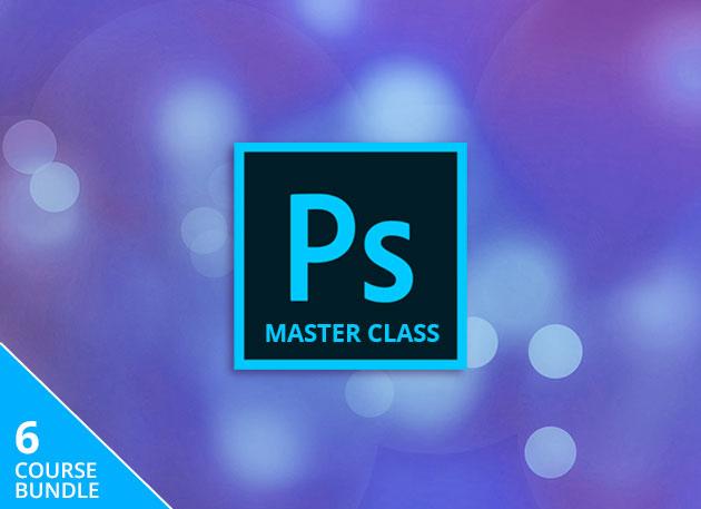 MacTrast Deals: The Complete Photoshop Master Class Bundle 2019