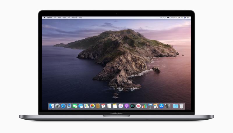 Apple Releases Sixth Developer Beta of macOS 10.15 Catalina