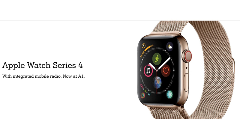 O2 United Kingdom introduces flexible financing plans for Apple Watch