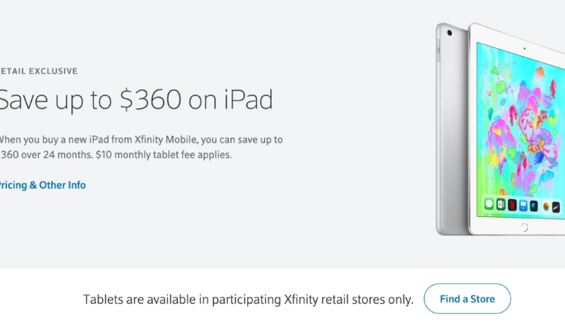 Apple Requiring Comcast and Charter to Sell iPad, Apple TV