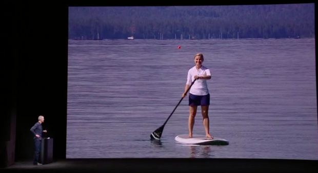 Massachusetts Woman Says Apple Watch Saved Her Life While Paddle Boarding
