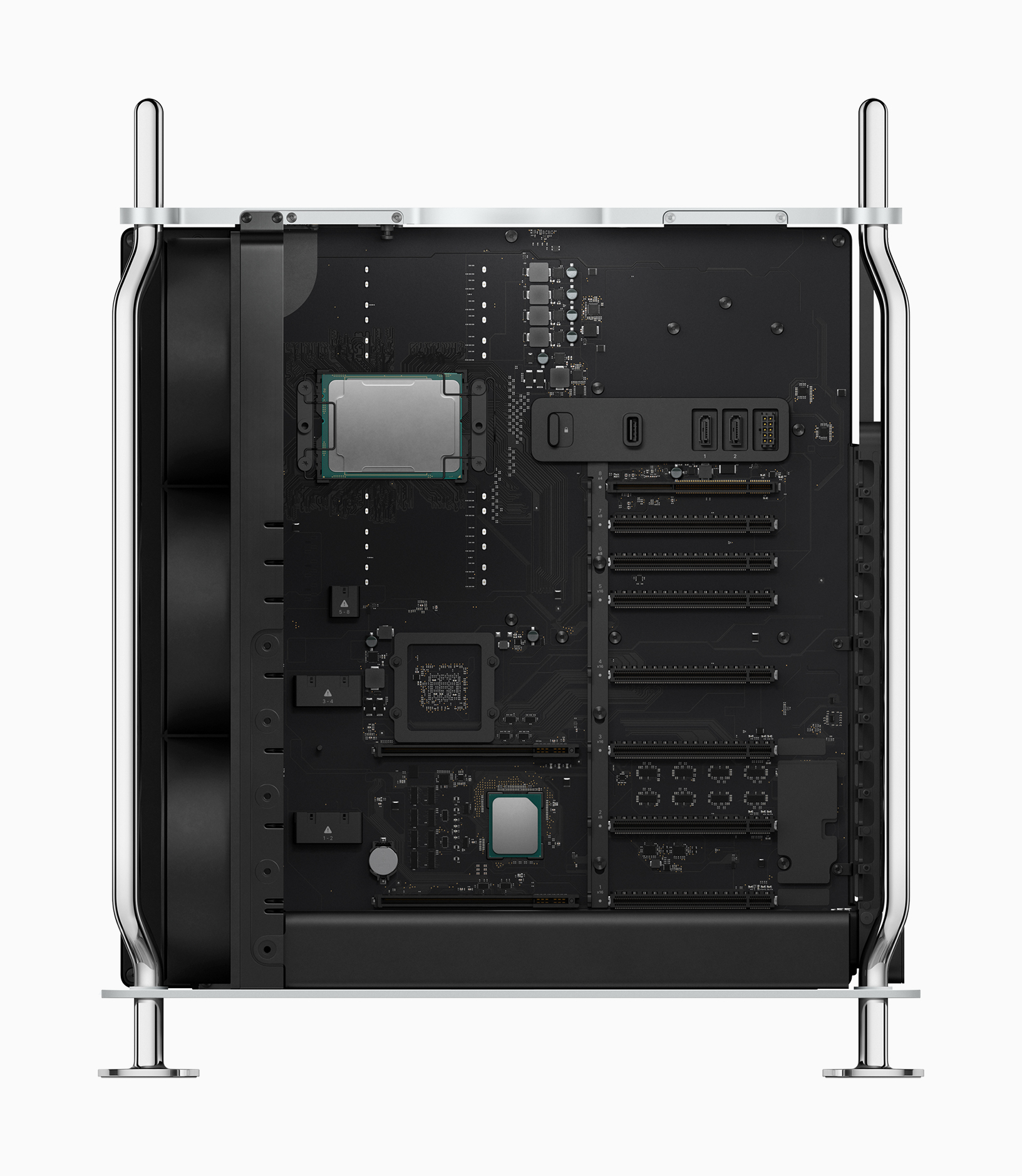 Apple Unveils All-New Mac Pro and Pro Display XDR