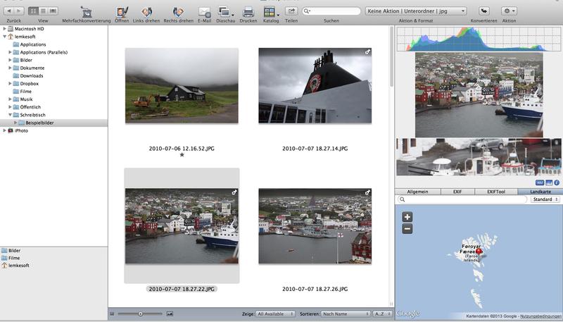 GraphicConverter 11 Brings Macros Recording Function, RAW Developer, More