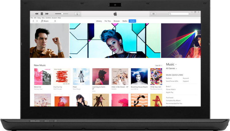 iTunes is Still Hanging in There on the Windows Platform