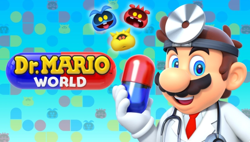 Nintendo's Dr. Mario World Game for iOS Now Available for Pre-Order – Launches July 10