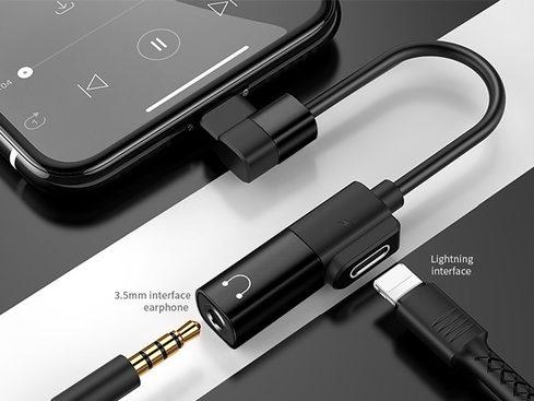 MacTrast Deals: Joyroom 2-in-1 Dual Headphone & Charger Adapter