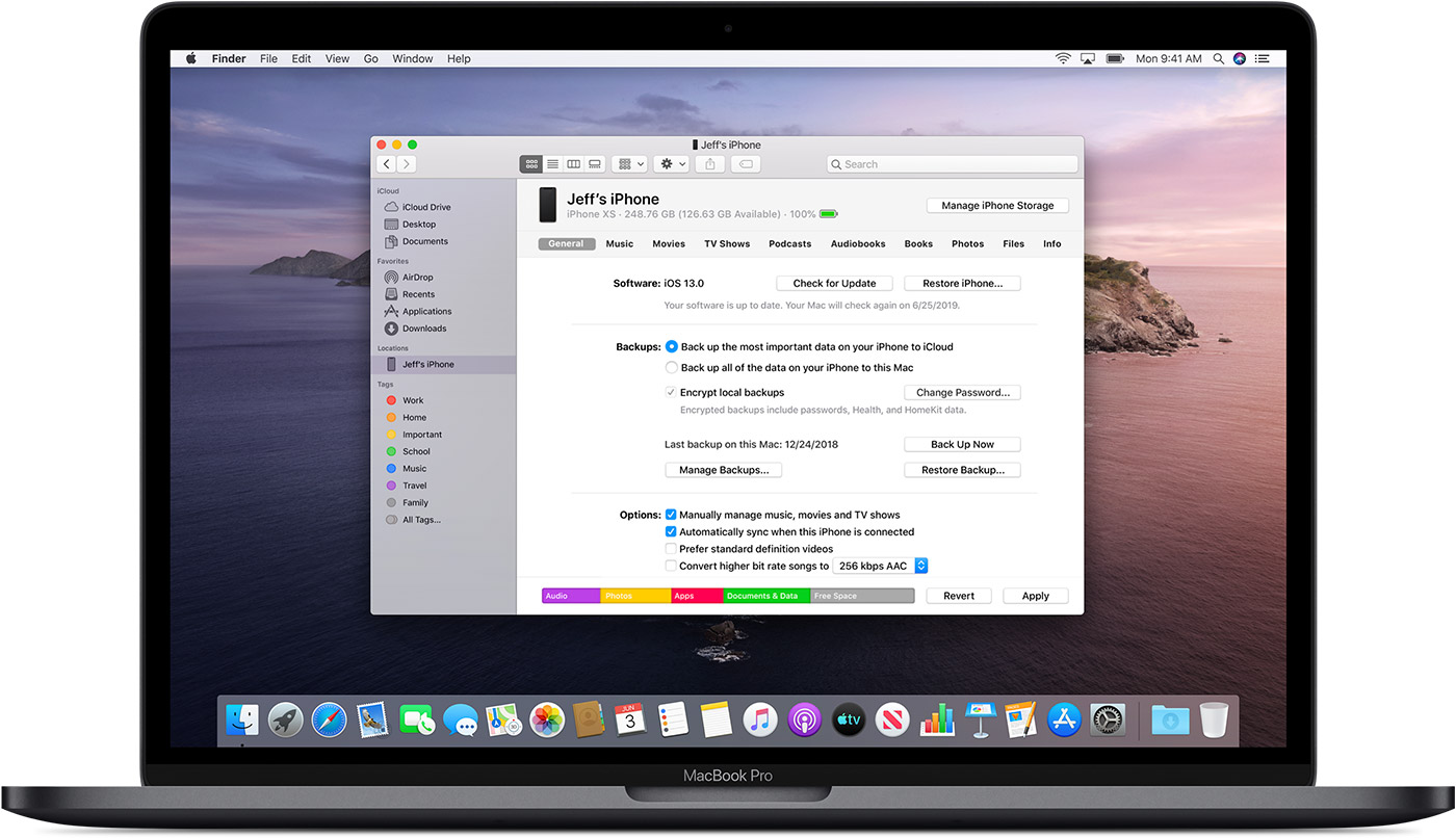 Apple Shares Details About macOS Catalina's iTunes Sunsetting