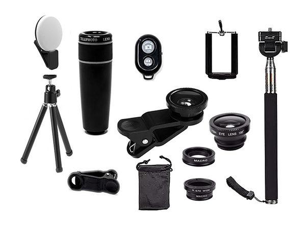 MacTrast Deals: 11-in-1 Smartphone Photography Accessory Bundle