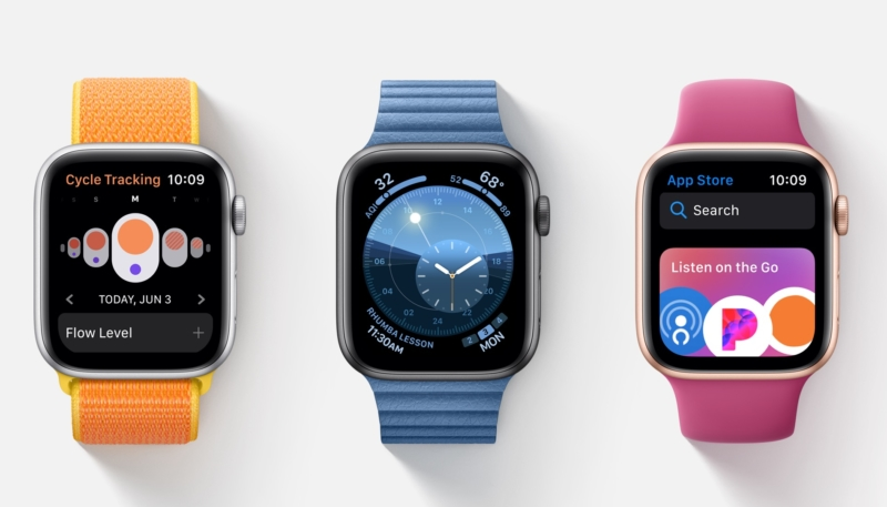 watchOS 6 Now Available for Apple Watch