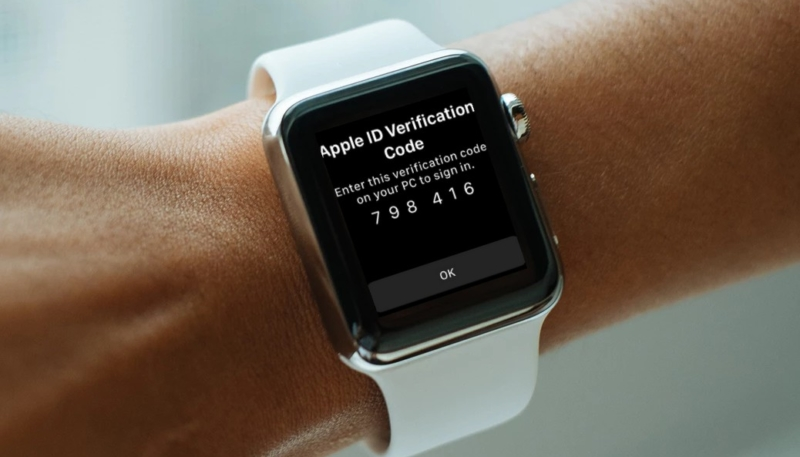 WatchOS 6 Brings Ability to Display Apple ID Verification Codes on Apple Watch