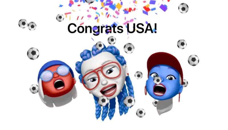 Apple Celebrates U.S. Women's World Cup Championship With Homepage Tribute