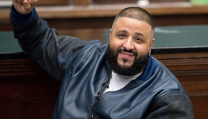Apple Music Names DJ Khaled First 'Artist-in-Residence'
