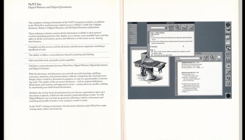 Archive.org Now Offers Fall 1989 Catalog for Steve Jobs' NeXT Company