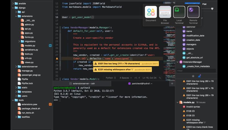 Panic Teases Beta Test of Coda Replacement Text Editor 'Nova'