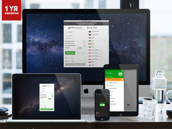 MacTrast Deals: Private Internet Access VPN Subscriptions – 1-Year, 2-Year, 3-Year