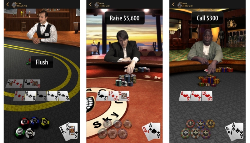 Surprise! Apple Revives Its Texas Hold'em Game for iOS to Celebrate the 10th Anniversary of the App Store