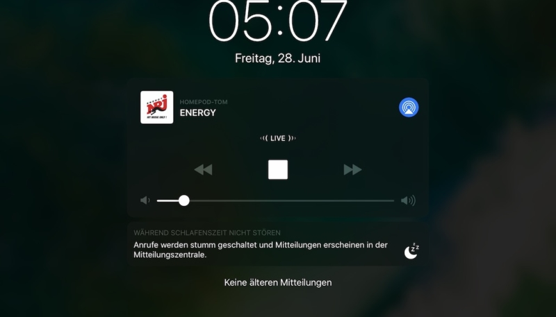 Some German iPhone and HomePod Users Already Seeing Siri Live Radio Feature Working Ahead of iOS 13 Public Release