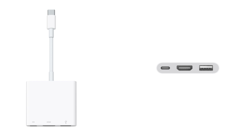 Apple Now Offering Updated USB-C Digital AV Multiport Adapter With HDMI 2.0 Support