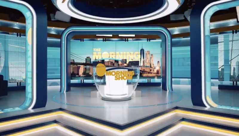 Apple Offers a Preview of 'The Morning Show' – Debuts on Apple TV+ This Fall