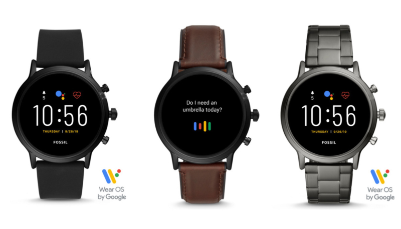 New Fossil Gen 5 Smartwatch Offers Better iPhone Compatibility, Calls From Wrist