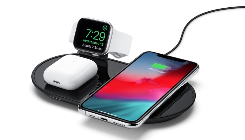 Apple is offering Mophie-brand AirPower alternatives